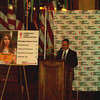 Dr. Greg Holzman, Chief Medical Executive, MI Department of Community Health, at SOTC 08 Press Conference
