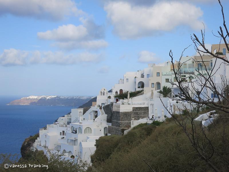 Thia, Santorini, Aegean Greece