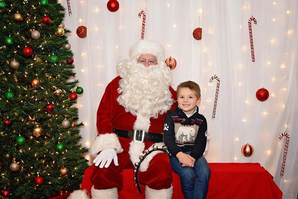 Aegis Christmas Pictures