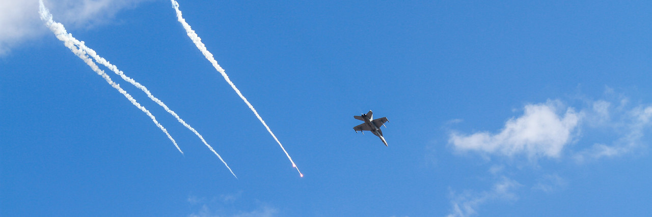 F 18 Super Hornet