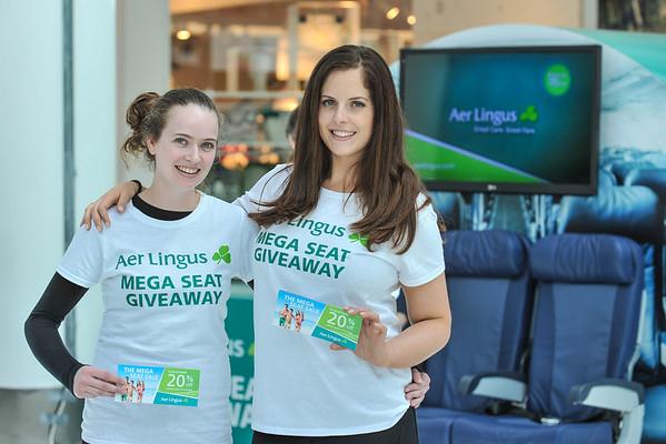 Mega Seat Giveaway - Liffey Valley