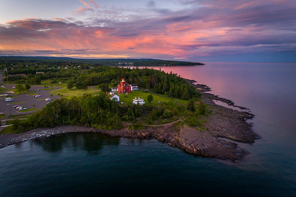 Lighthouse Point (Two Harbors)