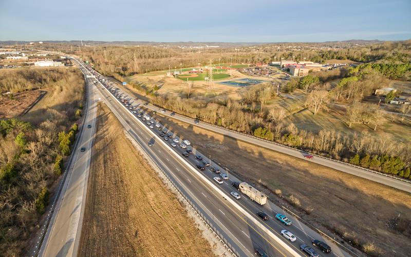Hendersonville - Rivergate Traffic Survey - January 31, 2017