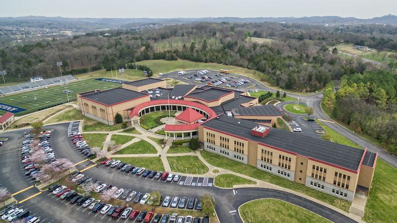 Pope John Paul II High School Campus - 3-27-17