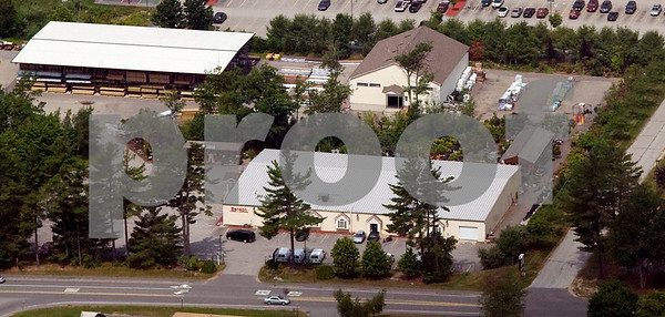 Benson's Hardware's Londonderry location sits on nearly 6 acres.
