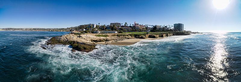 La Jolla shoreline #58