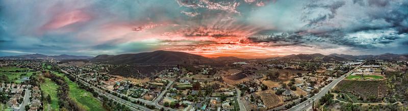 San Marcos Sunset #17