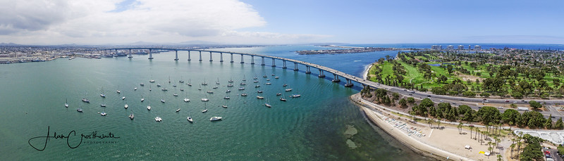 Bridge to Coronado #1