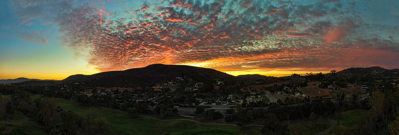 San Marcos sunset #64