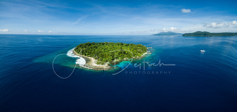 Kitcha Island, Solomon Islands