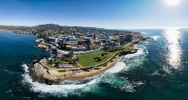 La Jolla Aerial Panoramic #57