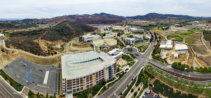 Cal State San Marcos panoramic #65