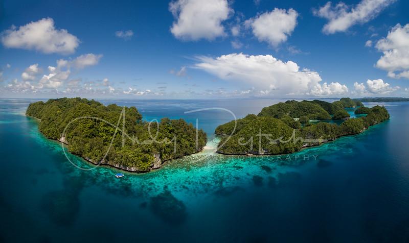 Ulong Lagoon, Palau