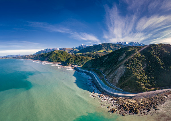 New Kaikoura Highway