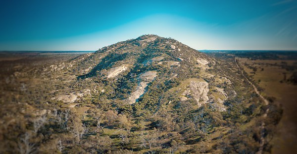 Mount Korong - Wedderburn
