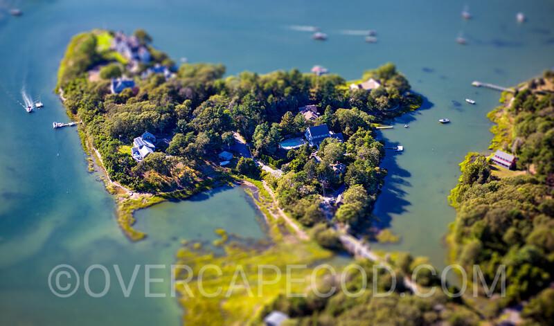 Amrita Island in Miniature (2)