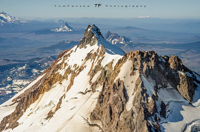 Mount Jefferson and the Central Oregon Cascades