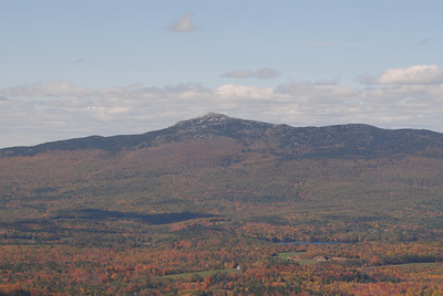 Grand Mount Monadnock - October 12, 2010