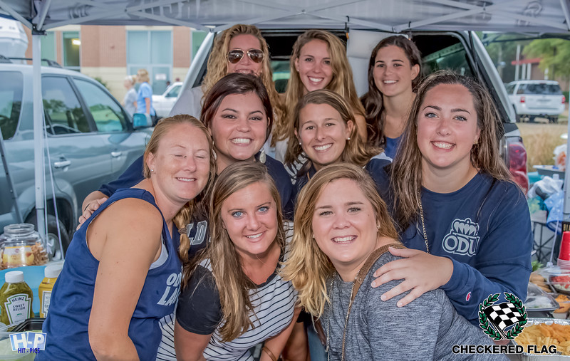 ODU Monarch Tailgates September 12 2015