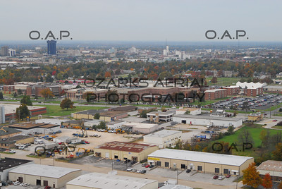 Springfield, MO Aerial Photography
