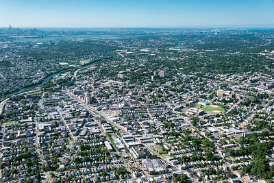 Aerial Photography of Hackensack NJ
