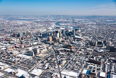 Aerial Photography Newark NJ