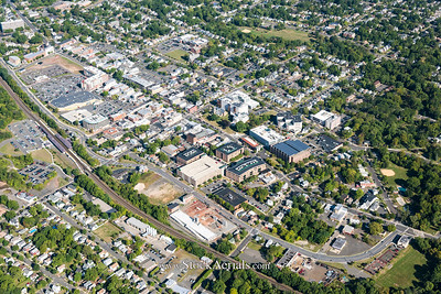 Aerial Photography of Somerville NJ