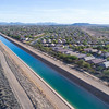 Central Arizona Project (CAP) Canal, Phoenix, AZ 12/14/16