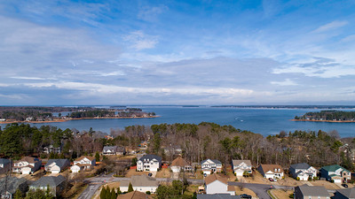 Wellman Realty Drone Photography - Lake Murray