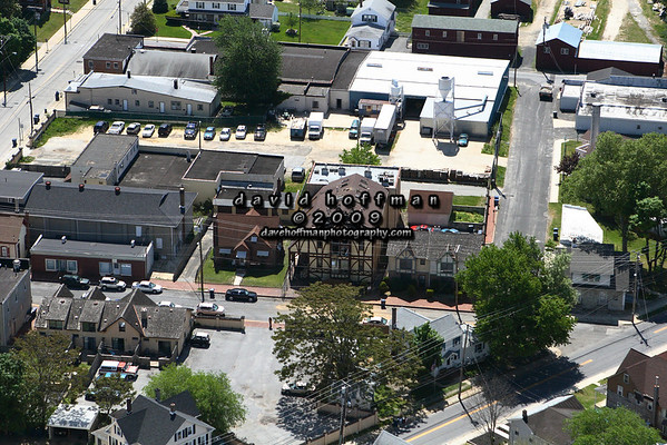 Aerial Photography of Williamstown