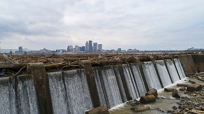 Waterfall - Falls of the Ohio and Louisville