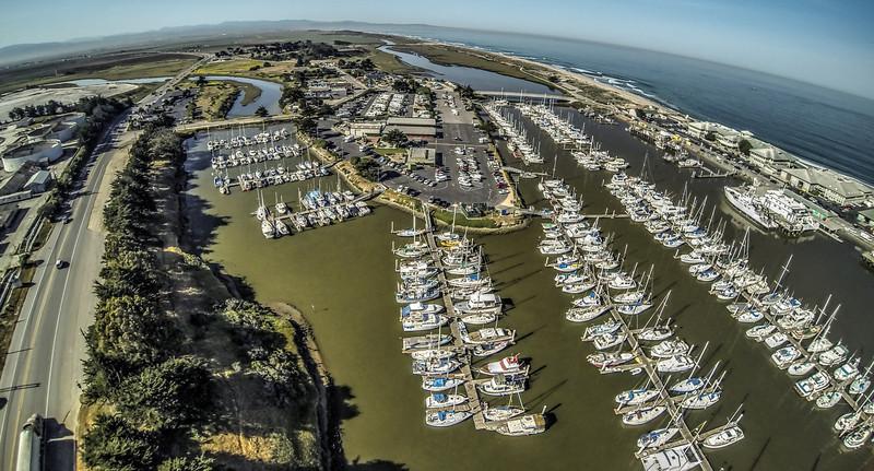 100  Moss Landing, California
