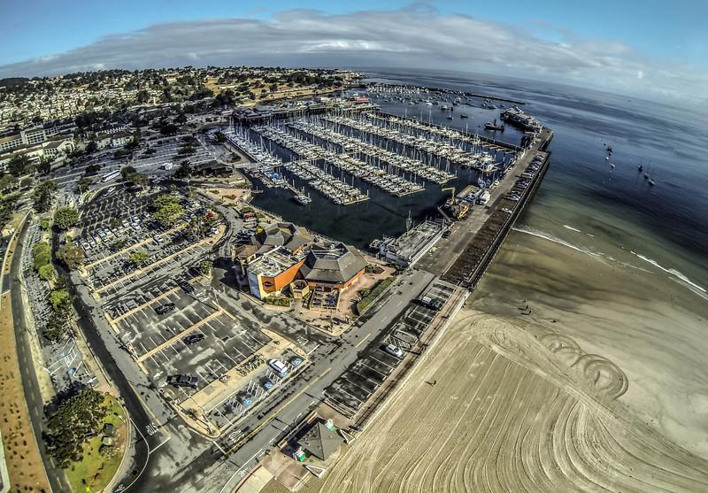 096  Monterey Municipal Wharf, Monterey, California