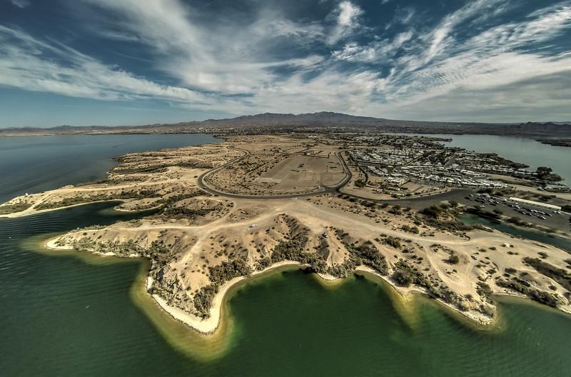 045 West end of the island at Lake Havasu City, Arizona
