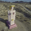 030 Lady Desert: The Venus of Nevada 1992 by Dr. Hugo Heyrman, Goldwell Open Air Museum