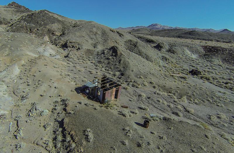 003 Desert cabin