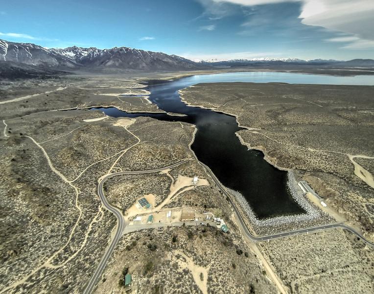 069 Crowley Lake, California and Long Valley Dam