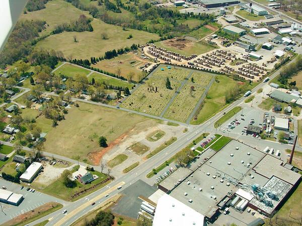 Aerial Photos - Conover, NC - April 03, 2003 - 4.1 megapixels