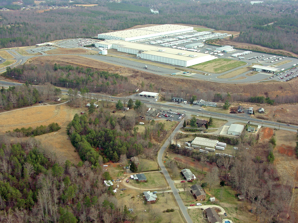 Hickory, NC - MDI Plant - Midway Sand Road - Highway 321