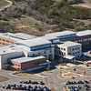 Peterson Regional Healthcare Center, Kerrville, Texas. Aerial.