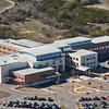 Peterson Regional Healthcare Center, Kerrville, Texas. Aerial.