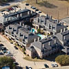 Winwood Apartments, Kerrville, Texas. Aerial.