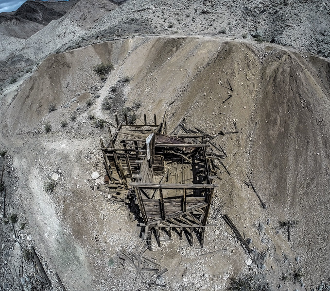 005 Gunsight Mine, Tecopa.