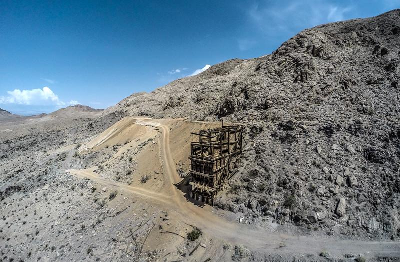 016 War Eagle Mine, Tecopa.
