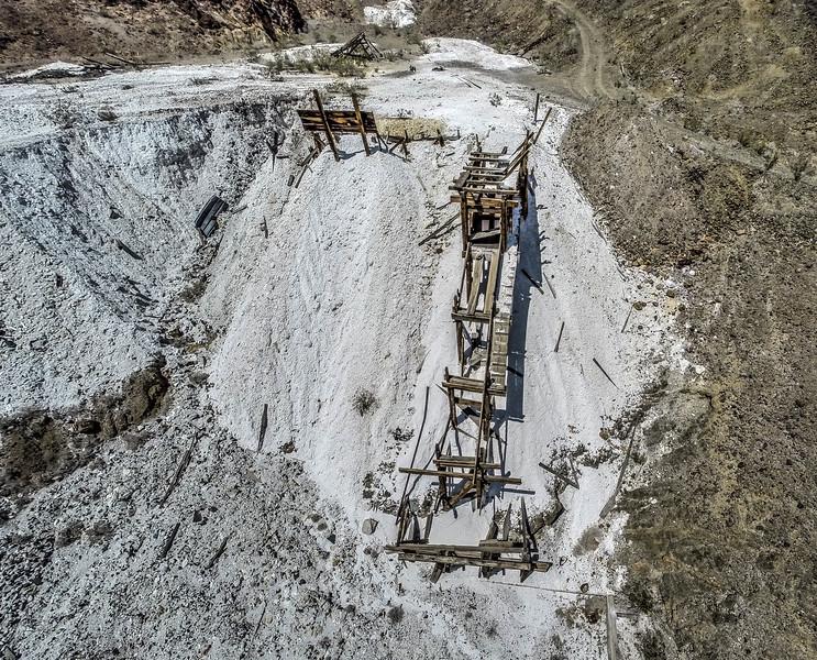 031 Pfizer Inc. talc mines, Tecopa.