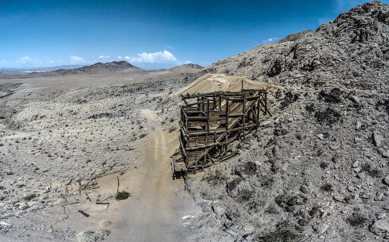 015 War Eagle Mine, Tecopa.  (10 images)