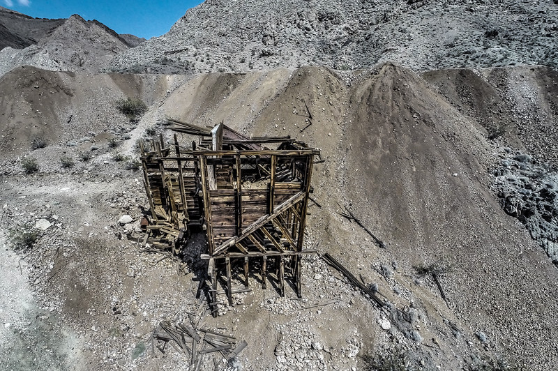 006 Gunsight Mine, Tecopa.