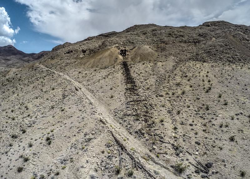 013 Noonday Mine, Tecopa.