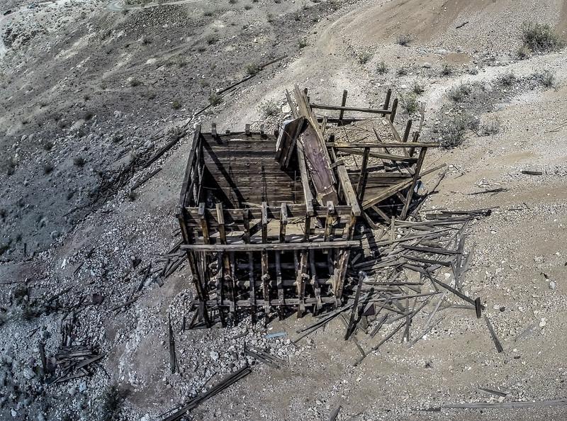 003 Gunsight Mine, Tecopa.