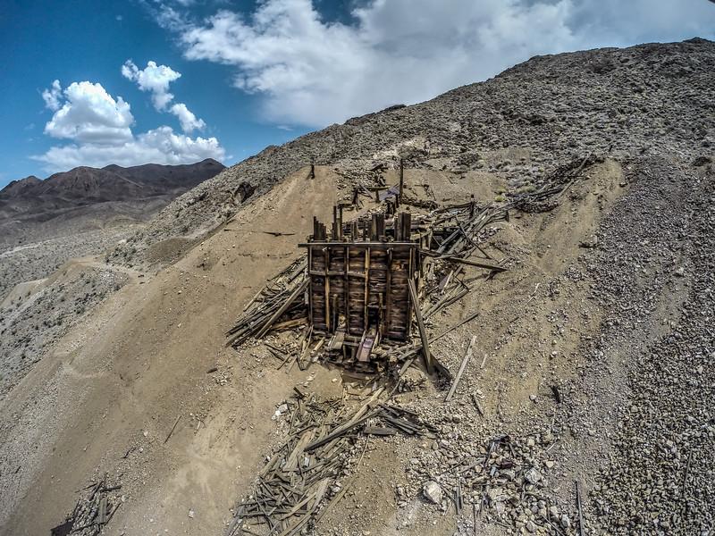 011 Noonday Mine, Tecopa.